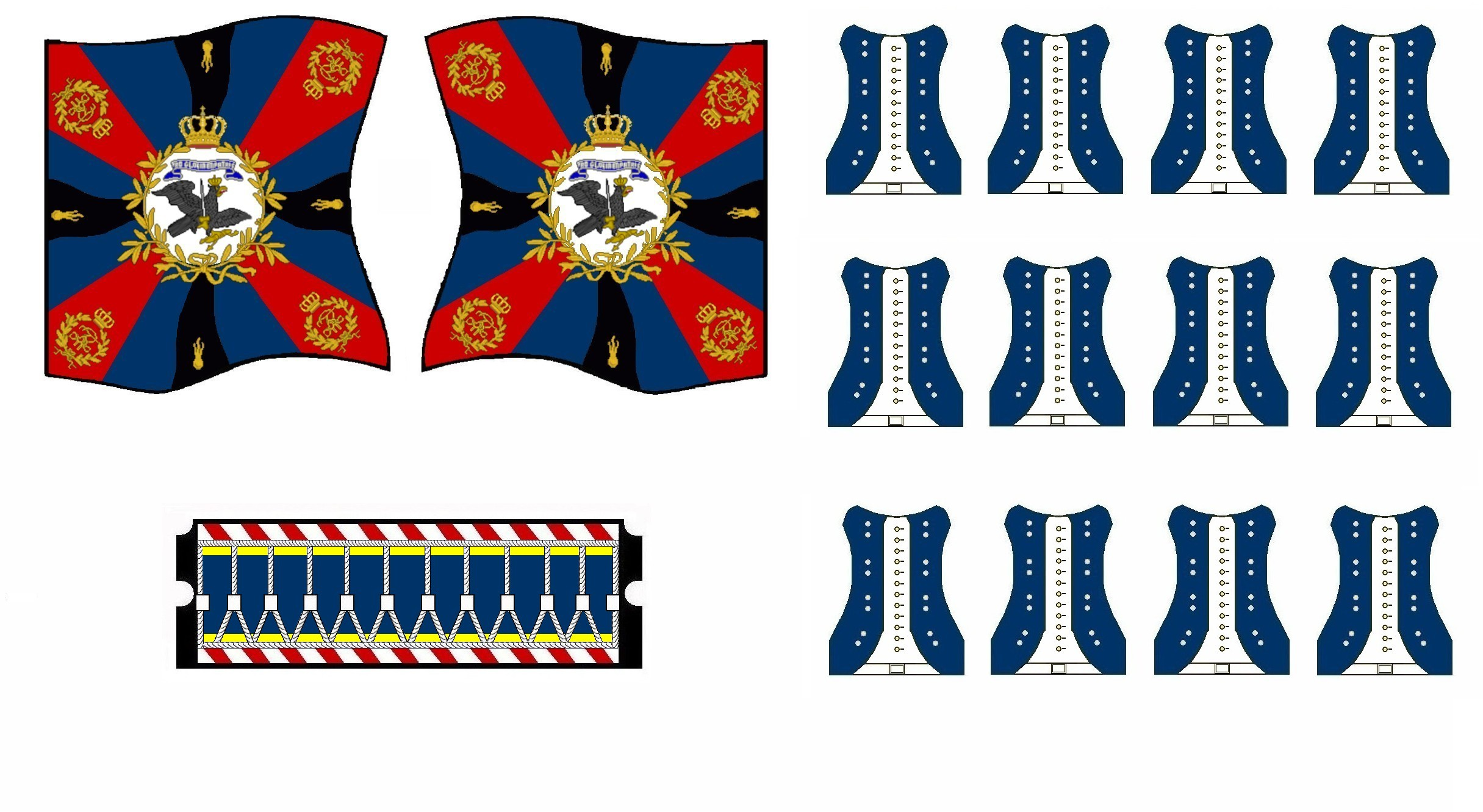 Uniform_258_Preussisches_32th_Musketeer_Regiment